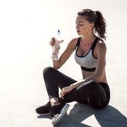 Охлаждение тела перед тренировкой