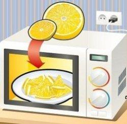 Как почистить микроволновку за 5 минут - 4 быстрых и эффективных способа