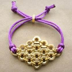 ef6db569d7f487fefa3e237ee541ea4b Как сделать браслет Шамбала своими руками. Мастер-класс и схемы