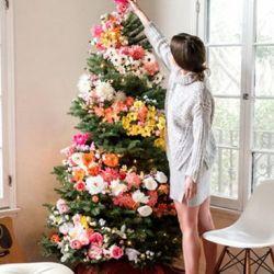 20 способов красиво украсить елку к Новому Году