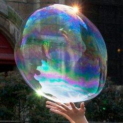 Мыльные пузыри своими руками фото 35