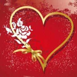 50740d8a5244b4fc8359baadc9b0978b Поделка — валентинка своими руками из бумаги, ткани: шаблоны, выкроки. Как сделать красивую валентинку своими руками маме, парню, в школу?