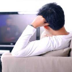 Телевизор избавляет нас от одиночества