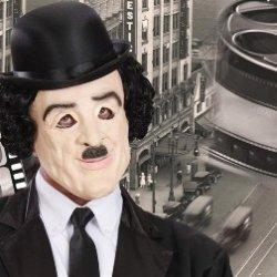 Кто вы шизофреник или нормальный? Самый простой тест на шизофрению: Маска Чаплина
