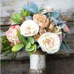 Фото букетов необычных цветов