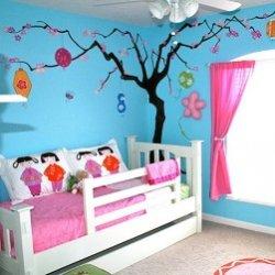как красиво украсить комнату