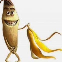 10 интересных идей использования банановой кожуры