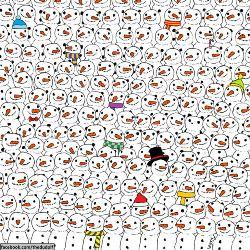 найти панду на картинке