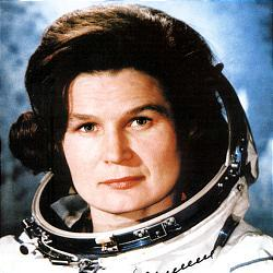 первая женщина космонавт валентина терешкова фото