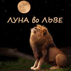 Лунный сонник и толкование снов по лунному календарю: Луна во ЛЬВЕ