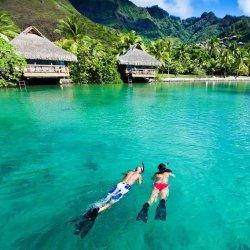 10 шикарных пляжей с самой чистой водой в мире