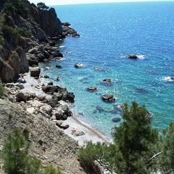 Самые лучшие пляжи в Крыму