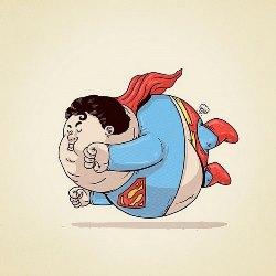 9 безумных историй слишком толстых людей