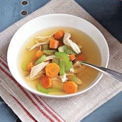 Вкусный суп повышающий иммунитет в 1.5 раза