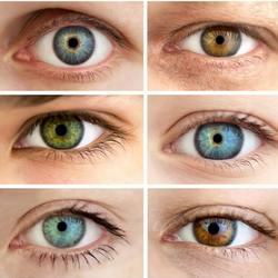 Развлекательный тест: Мы угадаем цвет ваших глаз