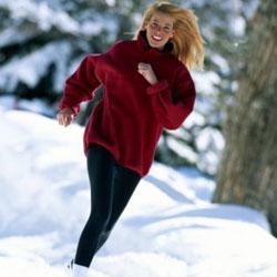 Фитнес советы в зимний период