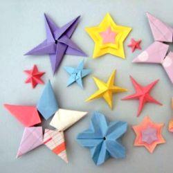 Как делать звезду своими руками