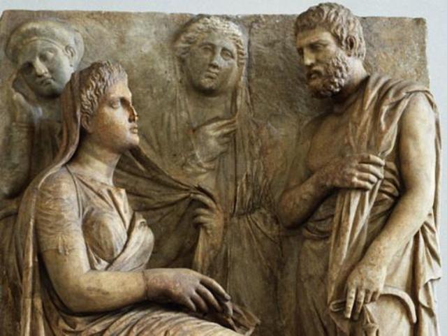 секс в древнем рими