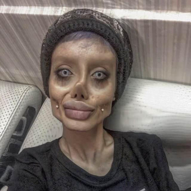 Сахар Табар: 5 фактов о девушке-зомби, которая хочет быть похожей на Анджелину Джоли (фото) 053655b3dd752a58973ea3aa40fd7bcf