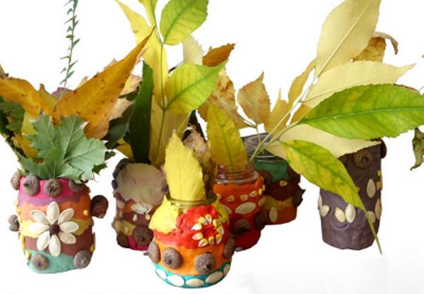 Напольная ваза своими руками - создание большого шедевра для украшения дома. Ваза из подручных материалов, ткани, газетных трубочек, мешковины