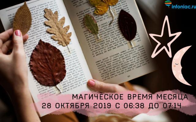 Лунный календарь повседневности: благоприятные дни для разных дел в октябре 2019