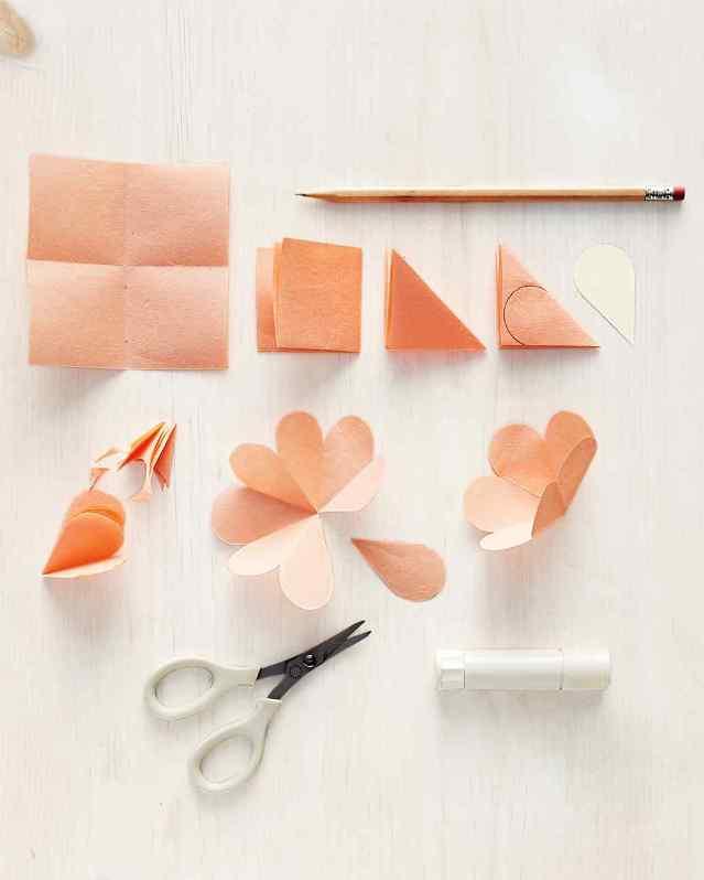 Открытки, цветы на открытки из бумаги
