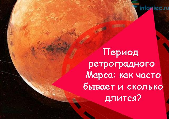 Все, что вы хотели знать о ретроградном Марсе: что принесет и как пережить?