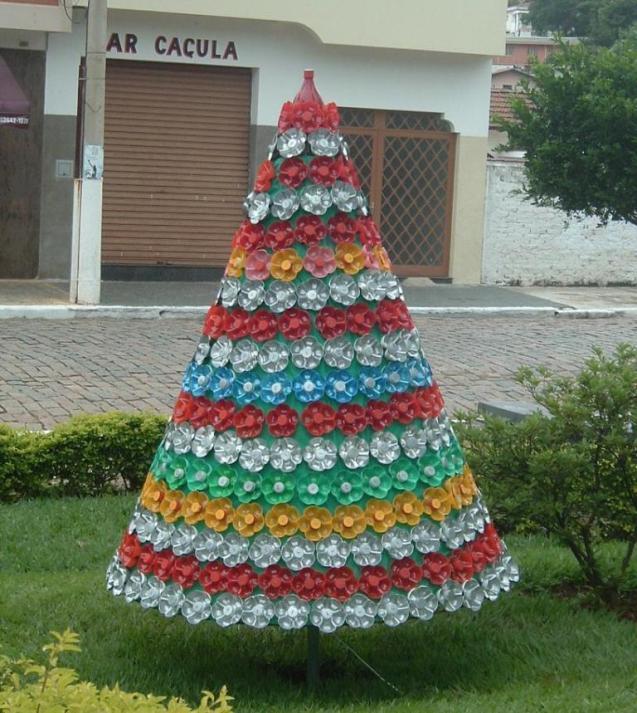Новогодние елки своими руками поделки