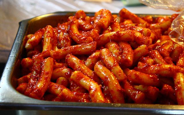 Рецепты всех блюд корейской кухни с фото