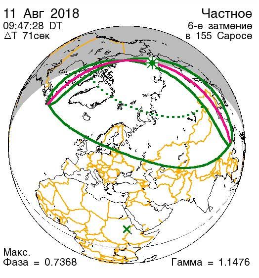Общий астрологический прогноз для всех знаков Зодиака на август 2018
