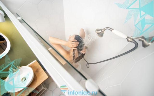 Холодный душ по утрам - полезные свойства и противопоказания, эффективность для иммунитета и бодрости