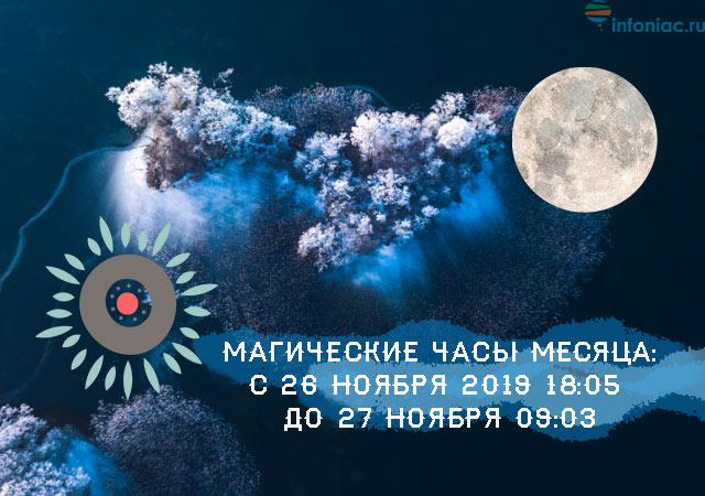 Лунный календарь повседневности: благоприятные дни для разных дел в ноябре 2019