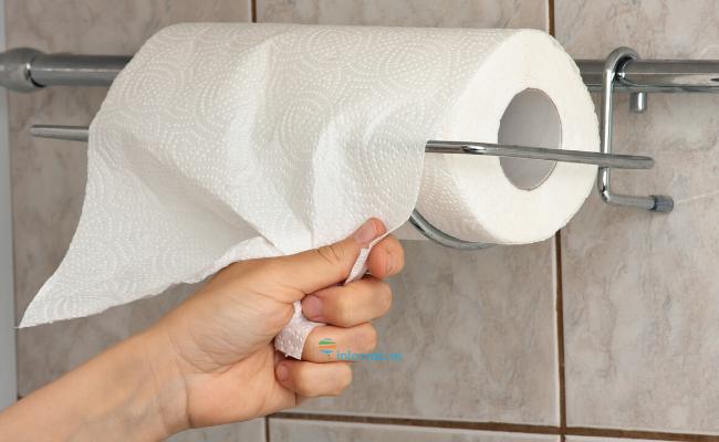 Самый гигиеничный способ высушить руки после их мытья