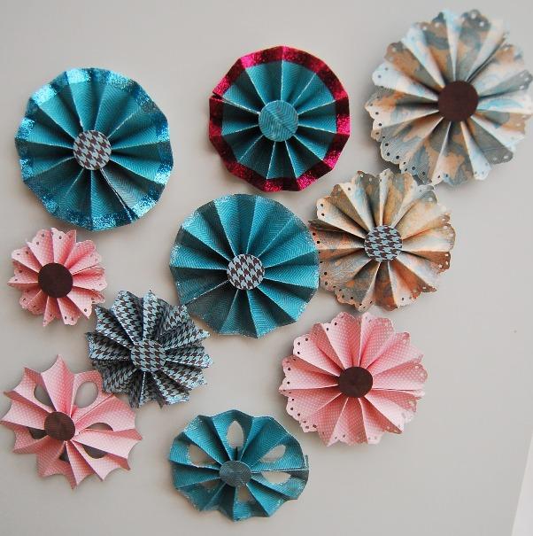 Открытки бумажные цветы своими руками