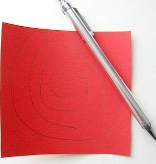 2d119f62313c23526990e9419b688a94 Оригами роза схема - Оригами из бумаги