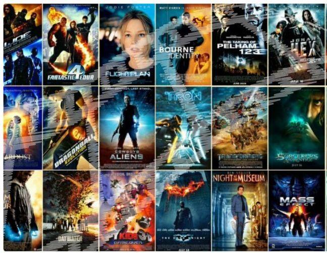 20 типов обложек, которые делают для всех фильмов подряд