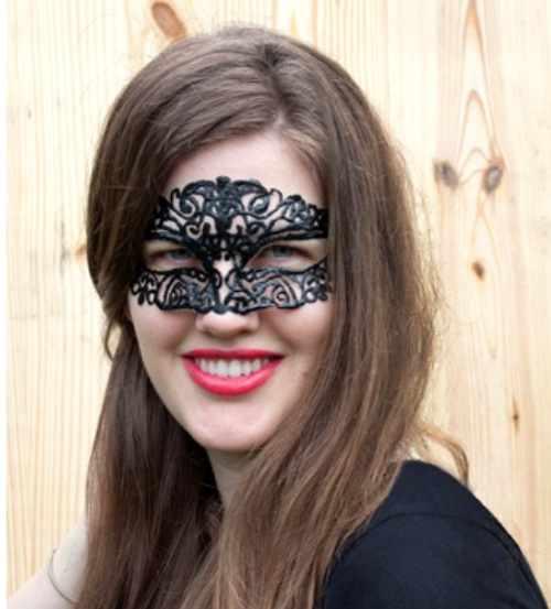 Как сшить черную маску