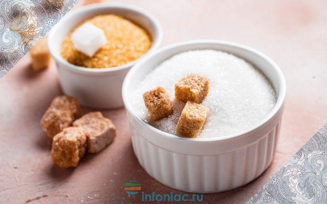 Продукты, которые могут заменить сахар. Что будет, если заменить сахар фруктозой?