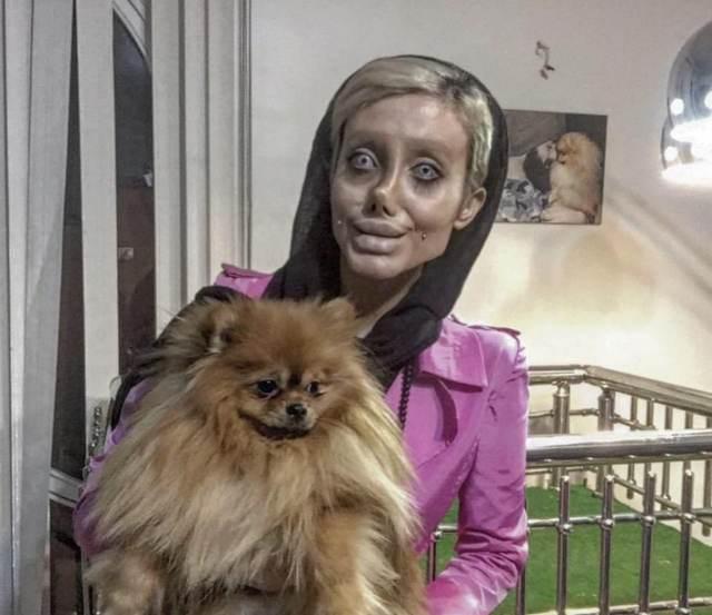 Сахар Табар: 5 фактов о девушке-зомби, которая хочет быть похожей на Анджелину Джоли (фото) 3fbe3fde0b1283bb279419213e0a5802