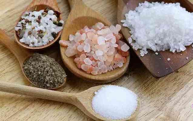 Какая соль полезнее