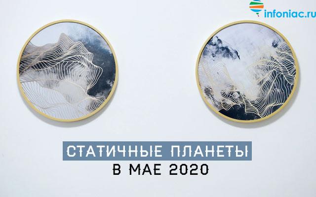 Общий астрологический прогноз для всех знаков зодиака на май 2020