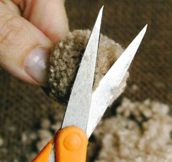 Как сделать узел из двух ниток 430