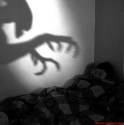 Почему нам снятся кошмары?