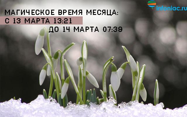 Лунный календарь повседневности: благоприятные дни для разных дел в марте 2021