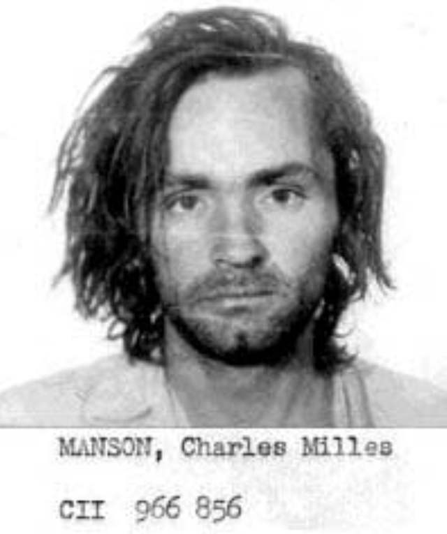 a case study of charles manson a serial killer origins of a madman