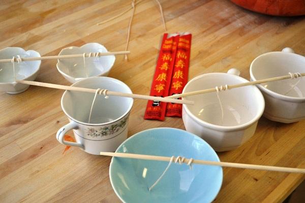 Как сделать восковую свечу в домашних условиях фото 2
