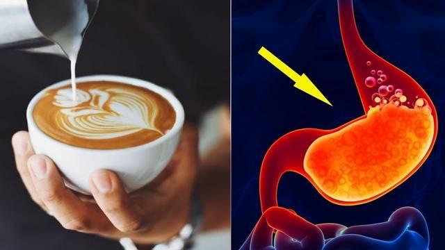 Что произойдет с организмом, если постоянно пить кофе натощак