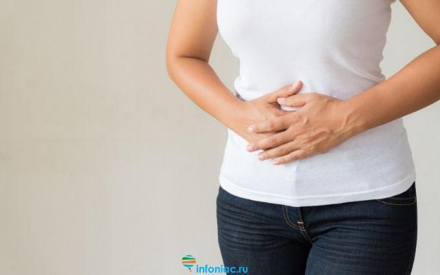 Вздутие живота и боли в кишечнике: что делать