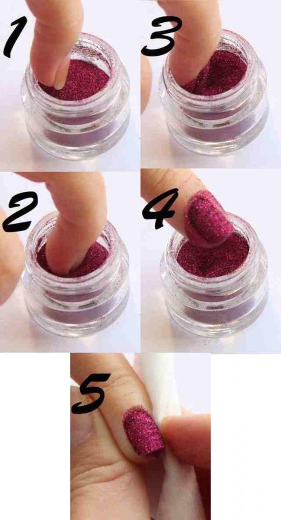 Как сделать блёстки своими руками