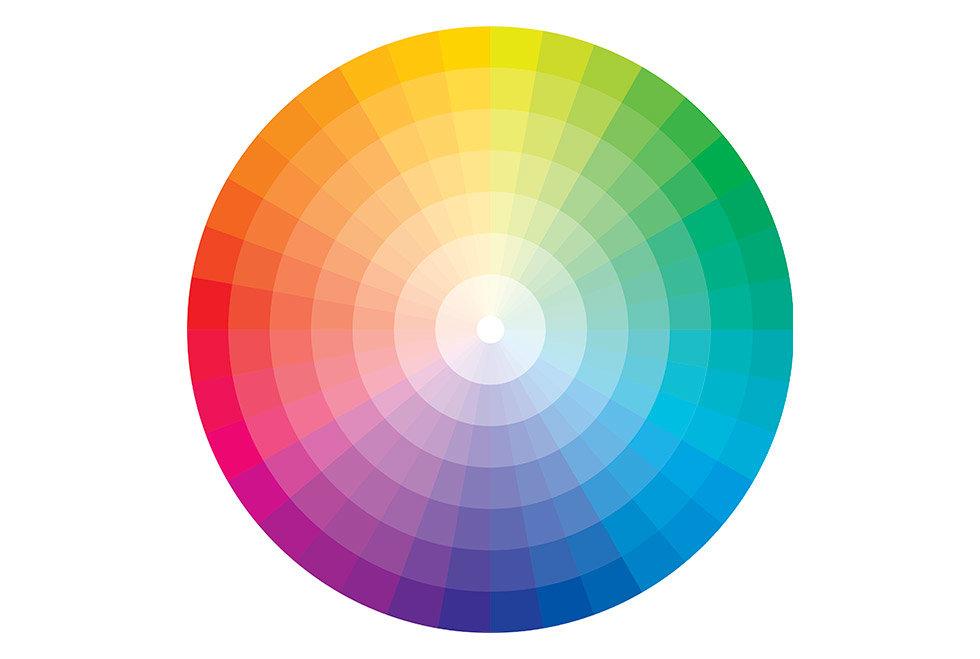 Сочетание цветов теней для глаз